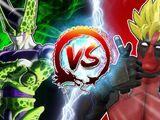 Deadpool VS Cell