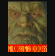 Strong Milky Man