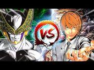 Cell Vs Light Yagami -CellGames - TeamFourStar