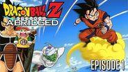 DragonBall Z Abridged Episode 1 - TeamFourStar (TFS)