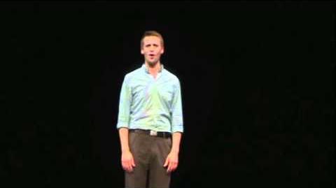 """Sweet Charity"" Tyler Brunsman"