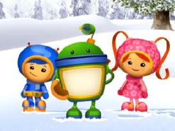 Winter team umizoomi 2