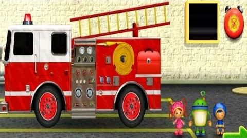 Team Umizoo Umi City Mighty Missions Part 3 Fire Truck Rescue Full HD Games for Kids