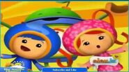 Team umizoomi Everybody Counts song for children