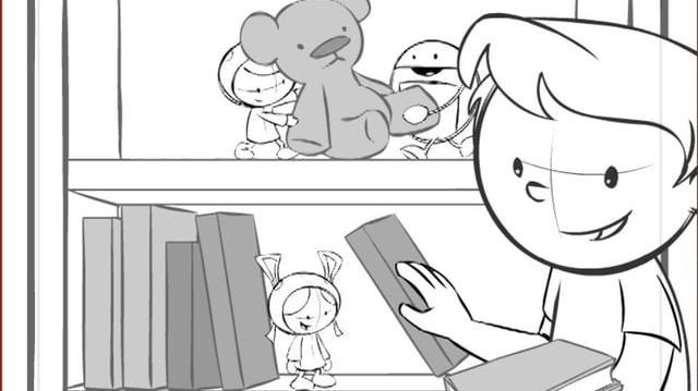 Team Umizoomi storyboard