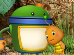 Bot and gloopy