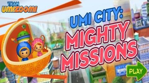 Team Umizoomi - Umi City Mighty Missions - Part 1