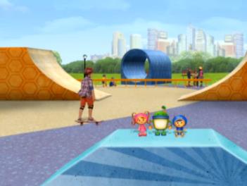 Umi City Skatepark