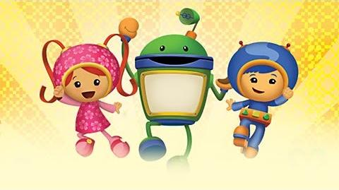 Team Umizoomi Math Zoom into Numbers by Nickelodeon