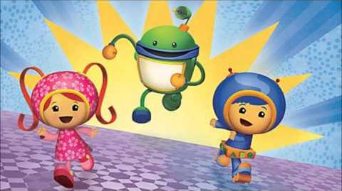Team Umizoomi We Are Team Umizoomi
