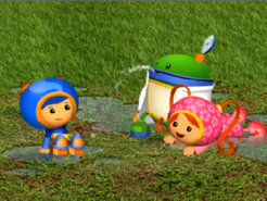 Wet team umizoomi
