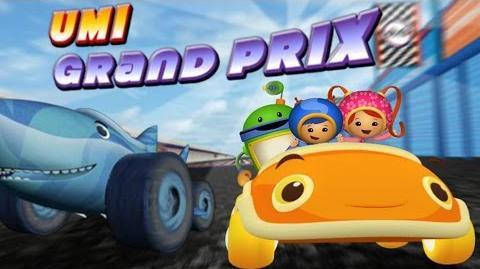 Team Umizoomi - Umi Grand Prix Nick Jr. (kidz games)