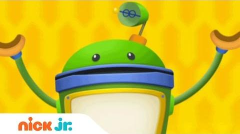 Team Umizoomi The Best of Bot's Sizzling Sayings (AD) Nick Jr.