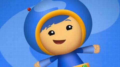Team Umizoomi With The Friends Theme