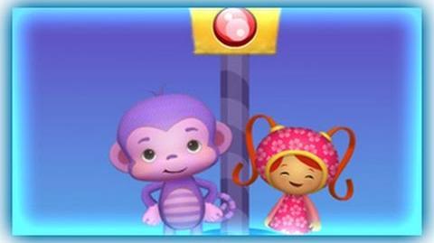 Team Umizoomi - Purple Monkey Rescue - Team Umizoomi Games