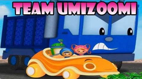 Team Umizoomi Umicar's Shape Mountain Race! Full Episode