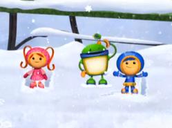 Winter Team Umizoomi