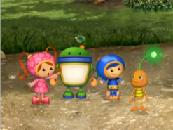 Gloopy and team umizoomi