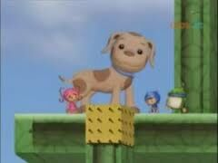 Buster and Team Umizoomi