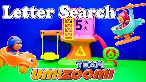 TEAM UMIZOOMI Nickelodeon Team Umizoomi Letter Search Team Umizoomi Video Parody