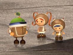 Team Umizoomi pilots