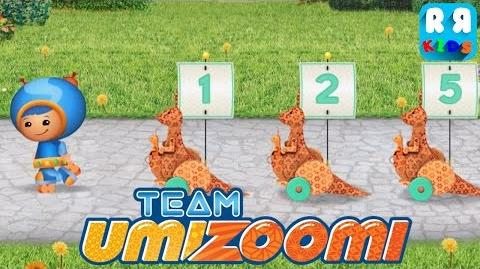 Team Umizoomi Zoom into Numbers Part 8 - iOS - Best Apps for Kids Educational