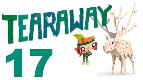 Tearaway PS VITA - 1080P - Let's Play - Part 17 - Between The Pages, I DIE...