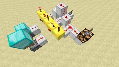 Multiplexer und Demultiplexer (Redstone) Animation 1.2.4.png