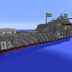 Kampfschiff (Redstone)