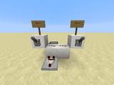 Redstone Comparators