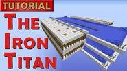 Massive Iron Golem farm for 1