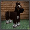 Dk Brown Horse