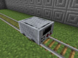 Minecart with Engine
