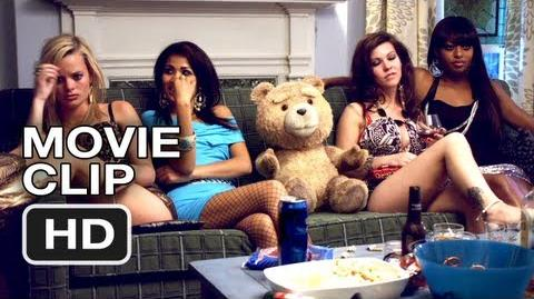 Ted Movie CLIP 4 - Lady Friends - Mark Wahlberg, Mila Kunis, Seth MacFarlane Movie HD
