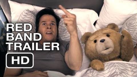 Trailer - Ted Official Redband Trailer 1 - Mark Wahlberg, Mila Kunis, Seth MacFarlane Movie (2012) HD