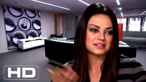 Ted - Mila Kunis Interview HD