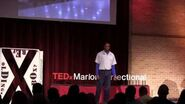 It Ain't Easy Being Kwesi - Kevin Fisher - TEDxMarionCorrectional