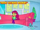 Teen Titans Roar!