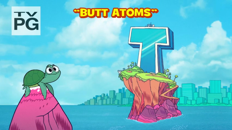 Butt Atoms
