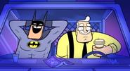 Batman&Grodon