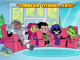 Toddler Titans…Yay!