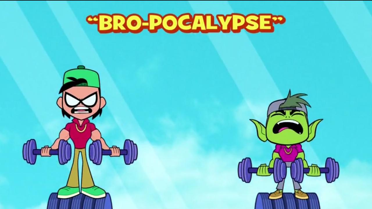 Bro-Pocalypse