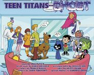 Teen Titans -- Ghost title card