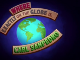 Where Exactly on the Globe is Carl Sanpedro?