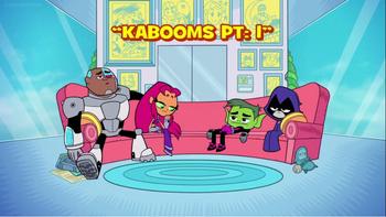 Kabooms Part 1