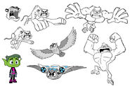 TTG MOVIE BB ANIMALS ROUGHS-5
