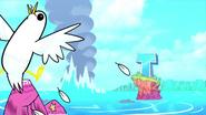 Seagull Slammed on Screen