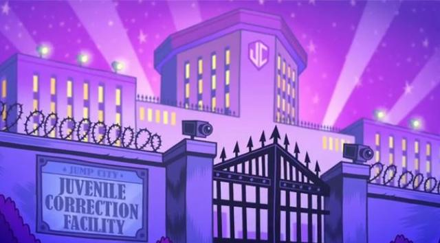 Jump City Juvenile Correction Facility