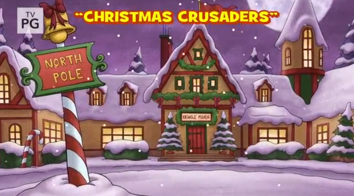 Christmas Crusaders