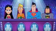 Justice League TTG